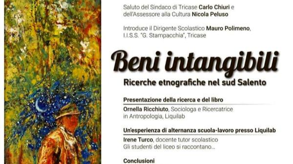 Beni Intangibili: la ricerca etnografica Tricase